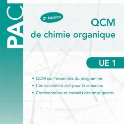 PACES UE1 QCM de chimie organique