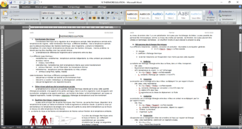 exemple cours